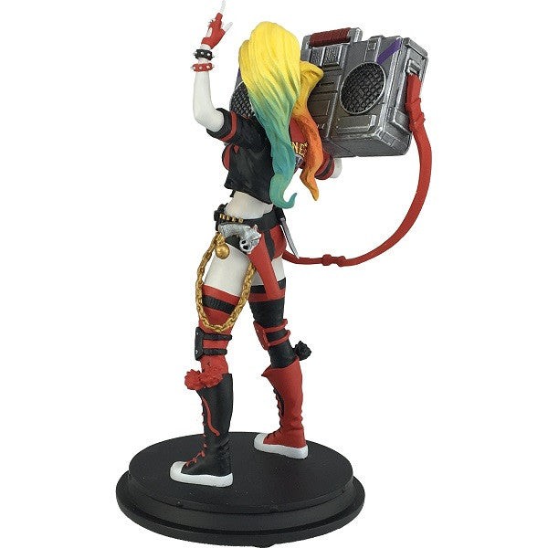 DC Comics Harley Quinn with Boombox Rebirth Statue - San Diego Comic Con 2017 Exclusive