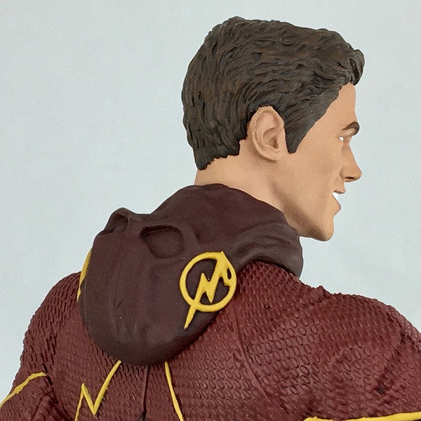 Icon Heroes DC Comics CW TV Flash Grant Gustin Barry Allen Arrowverse Mini Bust