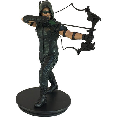 DC Comics Green Arrow TV Statue - Icon Heroes