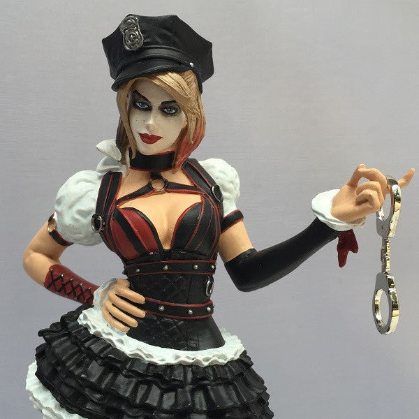 SDCC 2016 DC Comics Exclusive Batman: Arkham Knight Harley Quinn Statue Paperweight