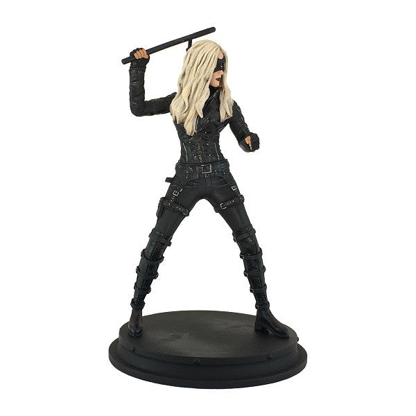 DC Comics Arrow TV Black Canary Statue - Available June 2017