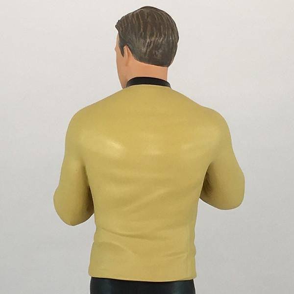 Exclusive Star Trek TOS Kirk and Spock Statue Paperweight Two-Pack