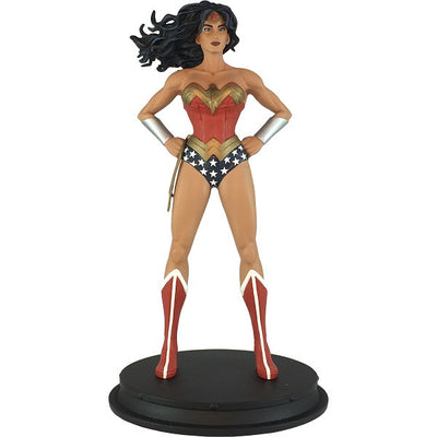 DC Comics Wonder Woman Statue - Icon Heroes