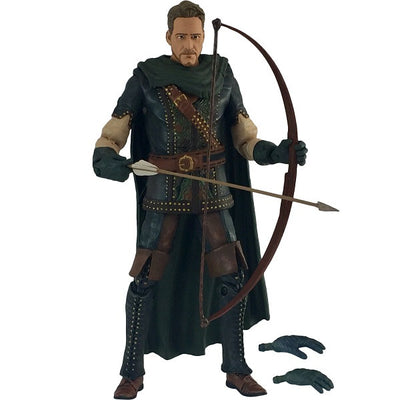 "Once Upon a Time Robin Hood 6"" Scale Action Figure - Icon Heroes"