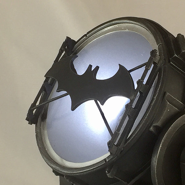 Batman: Arkham Knight Bat-Signal Light Up Statue - Exclusive - Icon Heroes