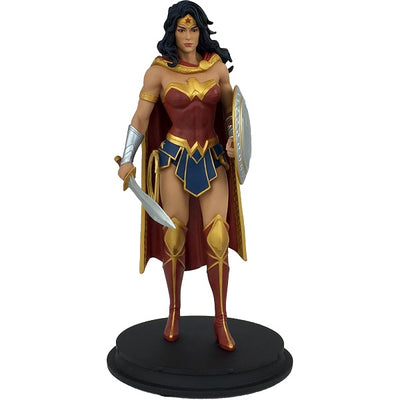 DC Comics Wonder Woman Rebirth Statue (GameStop Exclusive) - Icon Heroes