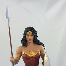 DC Comics Wonder Woman with Spear Rebirth Statue (SDCC 2017 Exclusive)
