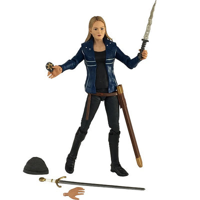 Once Upon a Time Emma Swan Blue Jacket Action Figure - San Diego Comic Con 2017 Exclusive - Icon Heroes