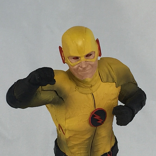 DC Comics Flash TV Reverse Flash Statue - Available March 2017