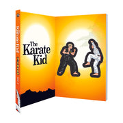Icon Heroes Karate Kid Daniel Johnny Ralph Macchio William Zabka Enamel Pin PinBook by Lee Kohse