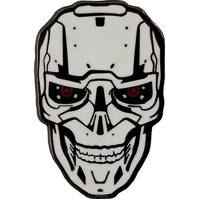 Terminator Dark Fate REV 9 Enamel Pin - Exclusive - Icon Heroes