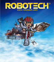 Icon Heroes Robotech Rick Hunter Pin by Lord Mesa