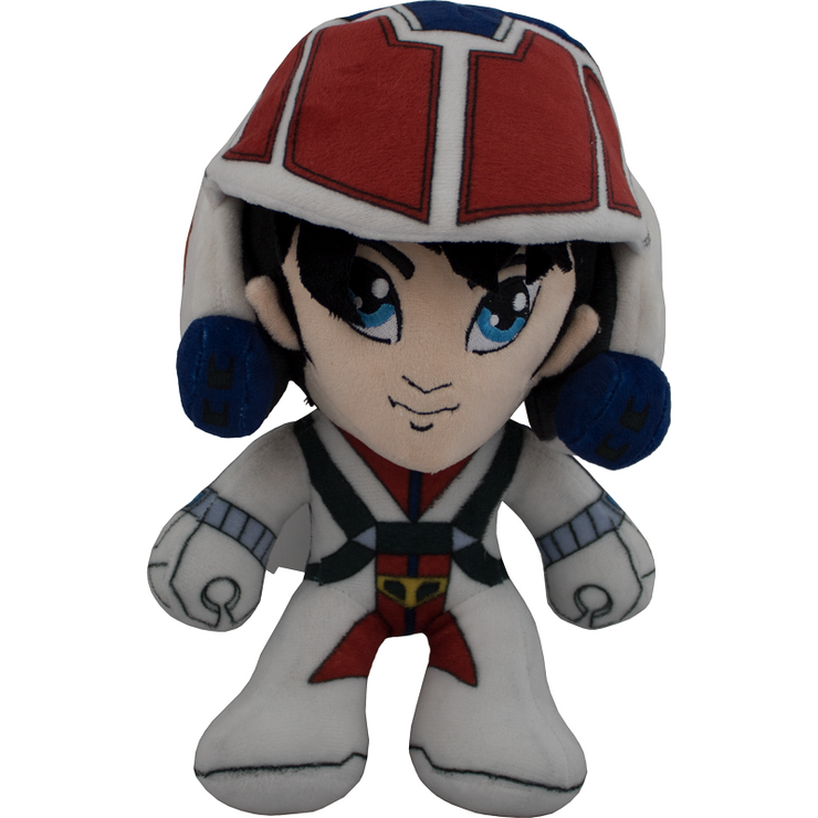 "Robotech Rick Hunter 10"" Plush Doll - Icon Heroes"