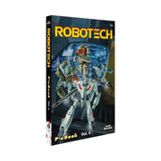 Robotech Enamel Pins Vermillion Squadron PinBook Vol. 4 - Icon Heroes