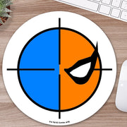 DC Comics Deathstroke Mouse Pad - Exclusive - Icon Heroes
