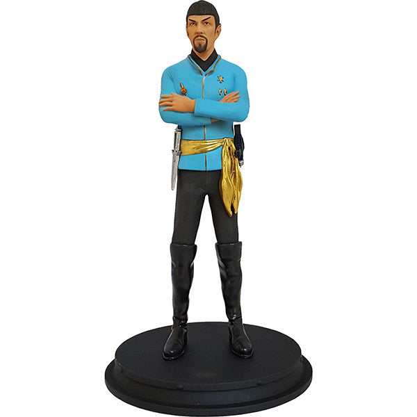 Star Trek Mirror Spock Statue Paperweight - EXCLUSIVE
