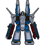 Robotech SDF-1 Enamel Pin - Exclusive - Icon Heroes