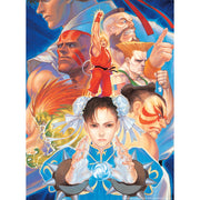 Street Fighter Jigsaw Puzzle by Kinu Nishimura - Icon Heroes