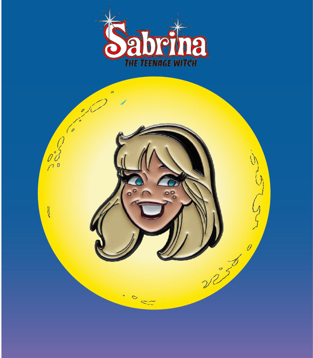 Sabrina Spellman Enamel Pin - Exclusive