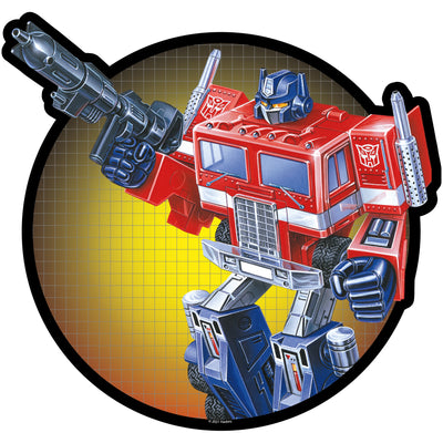 Transformers Optimus Prime Retro Mouse Pad - Available 3rd Quarter 2021 - Icon Heroes