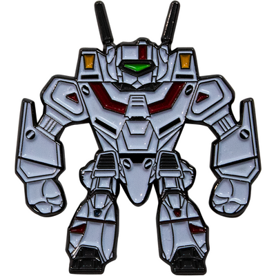 VF-1J Rick Hunter Enamel Pin - Exclusive