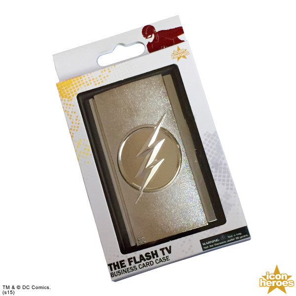 DC Comics The Flash TV Card Case - Icon Heroes