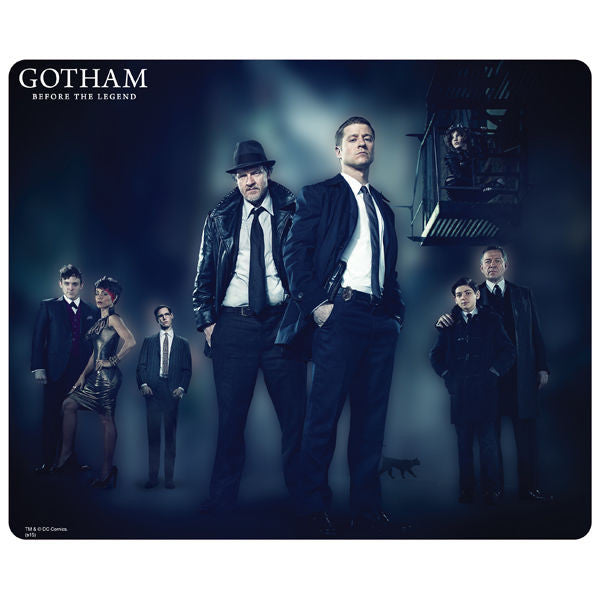 DC Comics Gotham TV Mouse Pad