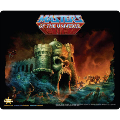 Masters of the Universe Castle Grayskull Mouse Pad - Icon Heroes