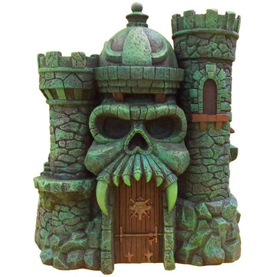 Masters of the Universe Castle Grayskull Polystone Environment - Icon Heroes