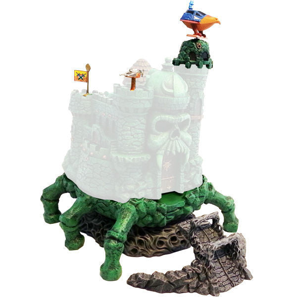 Masters of the Universe Castle Grayskull Deluxe Accessory Set