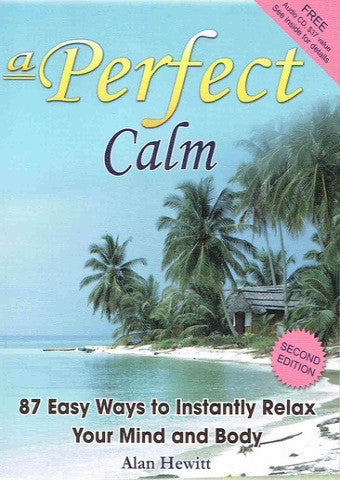 A Perfect Calm by Alan Hewitt - Book Paperback