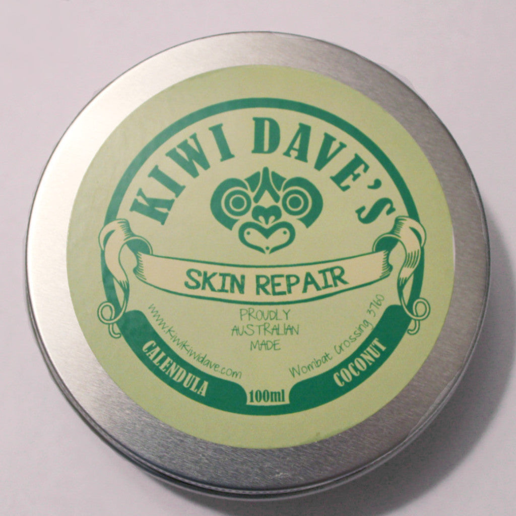 Kiwi Dave's Skin Repair (100mL) Tin