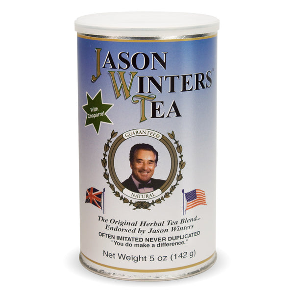 Chaparral Tea Blend Canister 5oz (142g) - Sir Jason Winters