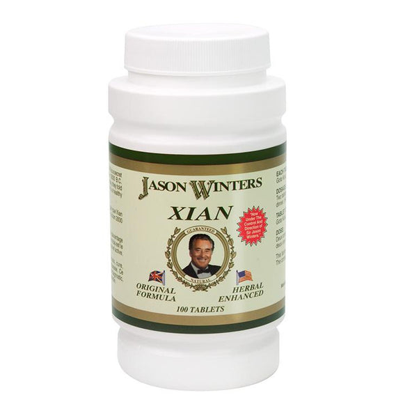 Xian Herbal Supplement (100 Tablets) - Sir Jason Winters