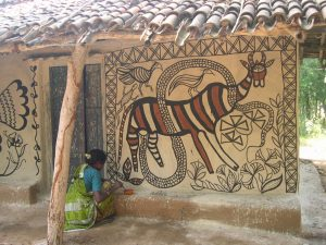 Sohrai: The Traditional Harvest art of Jharkhand