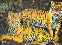 Load image into Gallery viewer, Painting of A Tiger