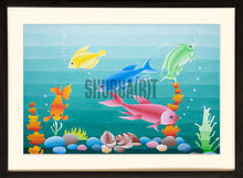 Load image into Gallery viewer, Fishes in an Aquarium