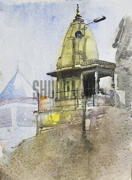 Temples on Ghats