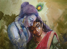 Load image into Gallery viewer, Radha & Krishna