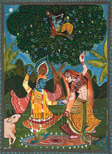 Load image into Gallery viewer, Radha and Krishna