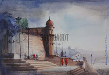 Load image into Gallery viewer, Painting of Chet Singh Ghat