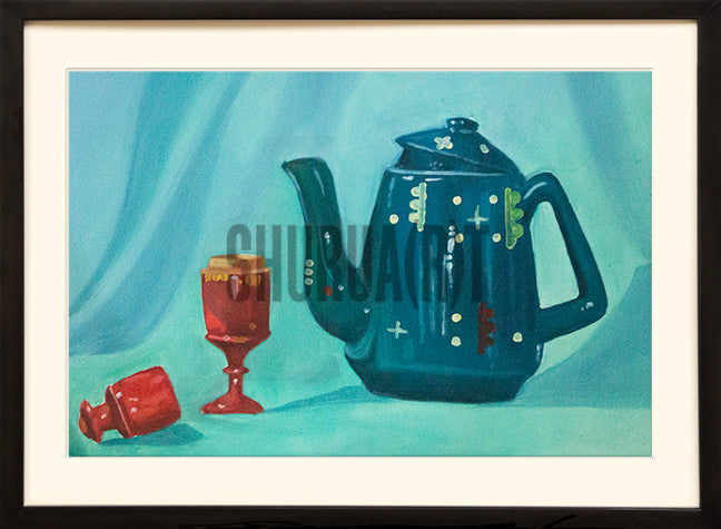 Painting of Everyday Objects