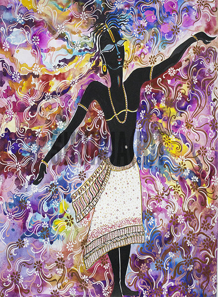 Painting of a Dancer