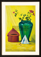 Load image into Gallery viewer, Painting of a Flower Vase