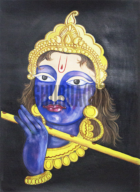 Painting of God Krishna