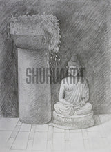 Load image into Gallery viewer, Painting of Buddha