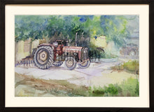 Load image into Gallery viewer, Tractor in a Farm House
