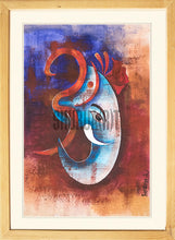 Load image into Gallery viewer, Shri Ganesha - Original Handmade