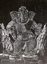 Load image into Gallery viewer, Ancient Statue of Lord Ganesha