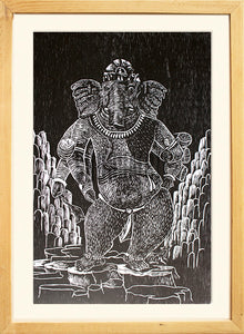 Ancient Statue of Lord Ganesha